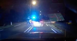 Course poursuite : les policiers lancés aux trousses d'une Golf GTI à 240 km/h (vidéo)