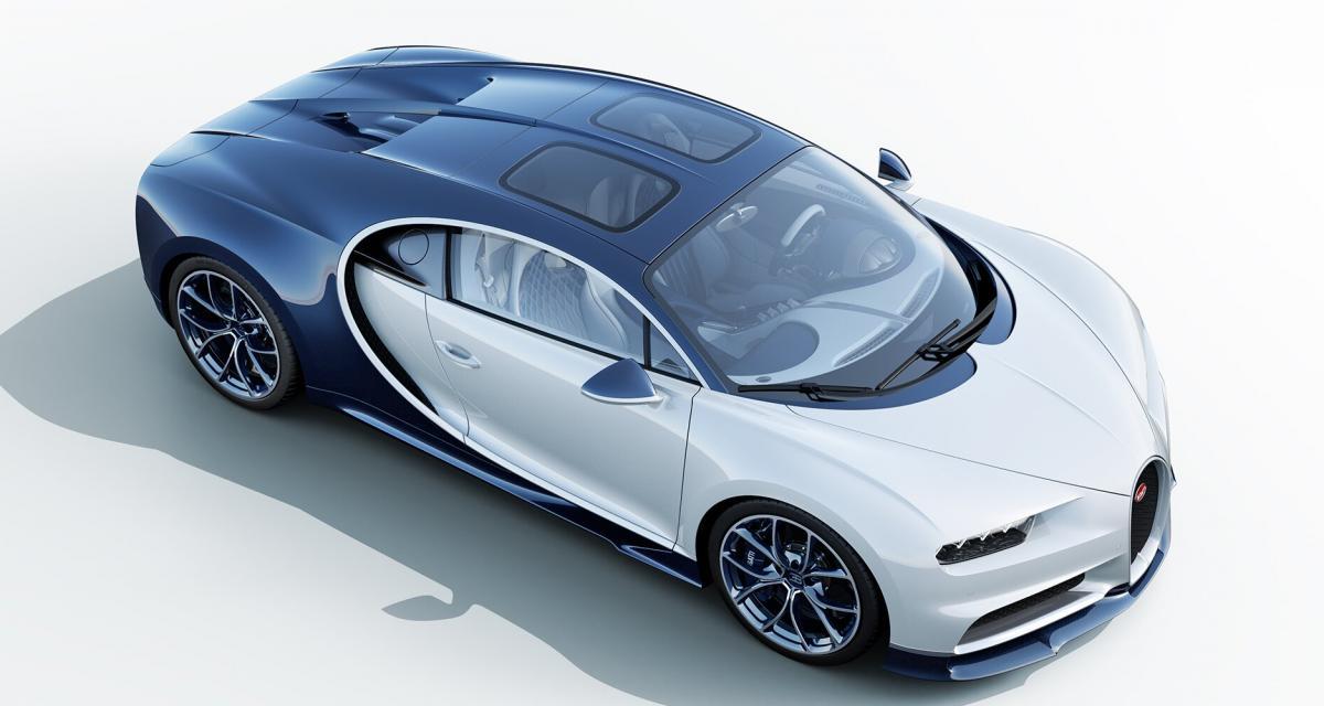 Louer une Bugatti Chiron ? Spoiler, ça coûte cher, très cher (vidéo)