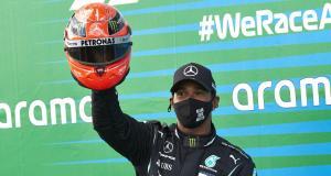 Lewis Hamilton vs Michael Schumacher : ces statistiques qui relancent le débat
