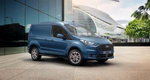 Ford Transit Connect : l'utilitaire léger à charge utile augmentée à 1 tonne
