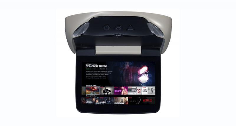 Rosen Electronics dévoile un écran plafonnier fonctionnant sous Android