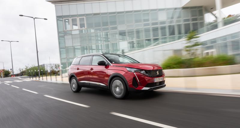 Malus au poids : le nouveau Peugeot 5008 est-il concerné ?