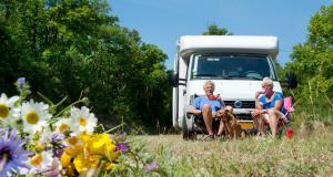 Couvre-feu : fermeture anticipée pour l'aire de camping-car de Montclar