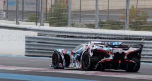 La nouvelle Bugatti aperçue ce week-end sur le circuit du Castellet ? (vidéo)
