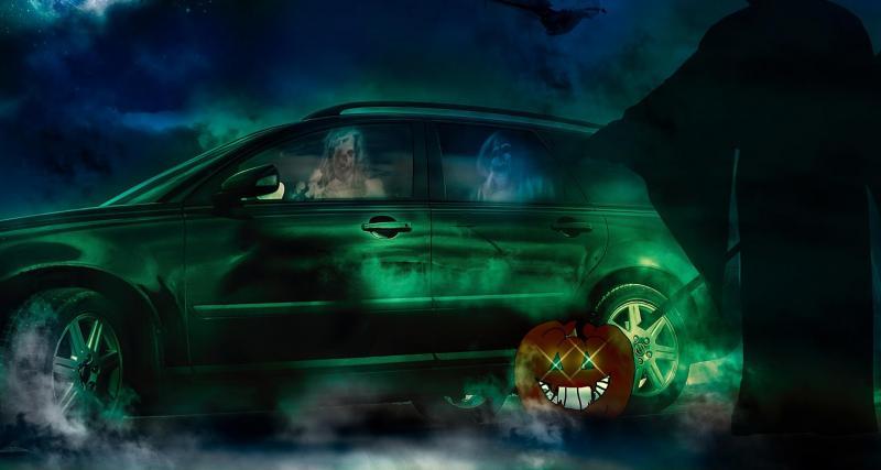 Halloween et coronavirus : les bonbons distribués depuis les voitures