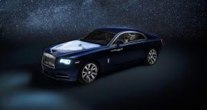 Rolls-Royce Wraith - Inspired by Earth : luxueux hommage à la Planète bleue