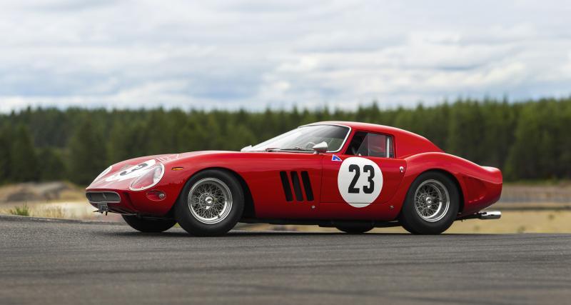 """Trois questions à William Huon, auteur de plusieurs livres sur Ferrari : """"J'ai été marqué au fer rouge"""""""