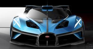 L'attente est terminée ! La nouvelle Bugatti enfin dévoilée (vidéo)