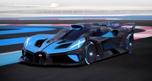 Bugatti Bolide : 1.850 chevaux pour des pointes à 500 km/h