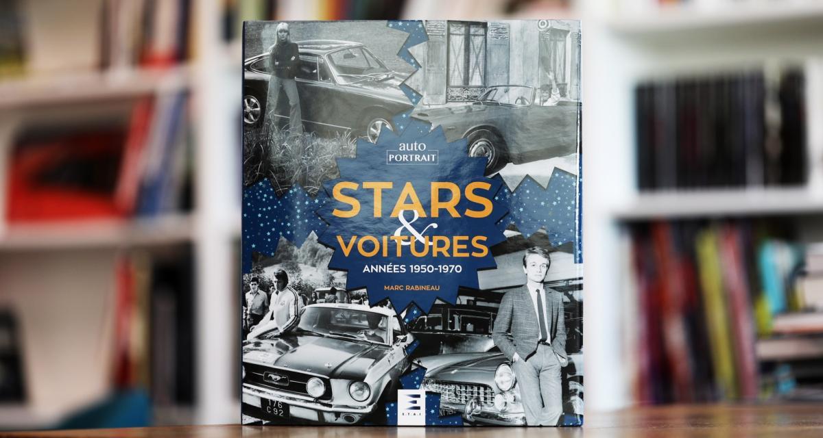 Car Stories : Cloclo, Johnny, Belmondo, Delon, Bardot... : podcast avec Marc Rabineau, auteur du livre Stars & Voitures