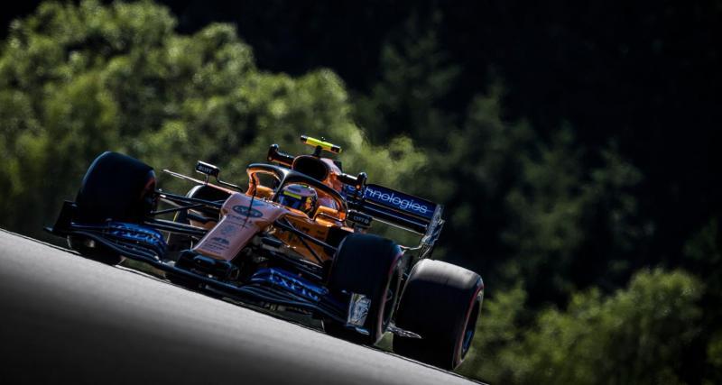 """F1 - Lando Norris sur les records d'Hamilton : """"Je suis juste content pour lui, rien de plus"""""""