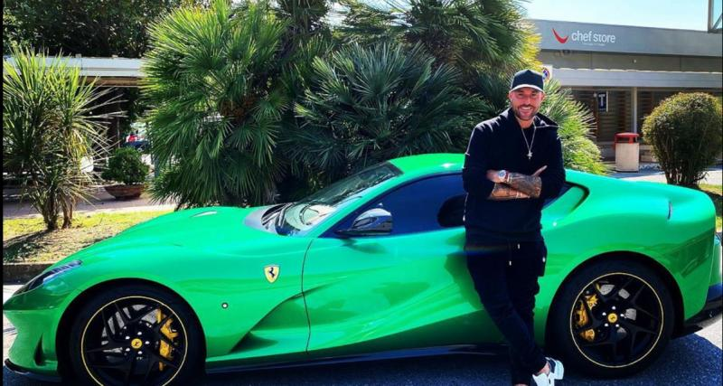 Le célèbre couturier Philipp Plein devra verser 300.000€ à Ferrari