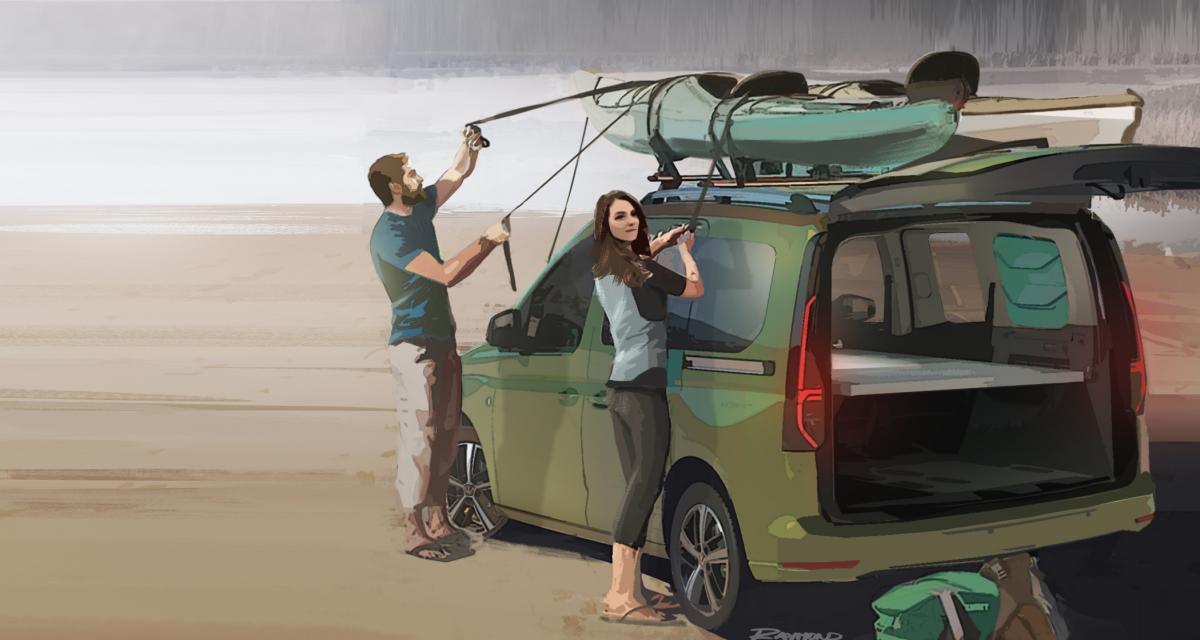 Voyage en camping-car : en novembre, pendant le confinement c'est chacun chez soi