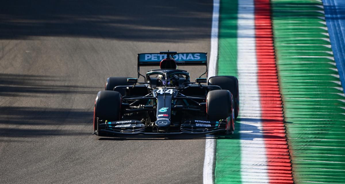 GP d'Émilie-Romagne de F1 : à quelle heure et sur quelle chaîne TV regarder la course ?