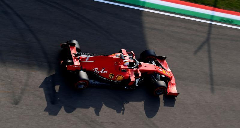 GP d'Émilie-Romagne de F1 en streaming : où voir la course ?