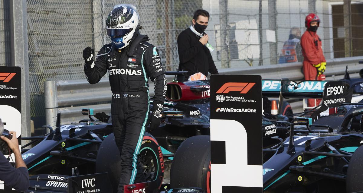F1 : le palmarès des pole positions en 2020