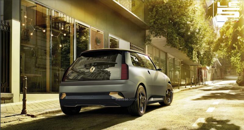 Une Renault 5 2.0 ?
