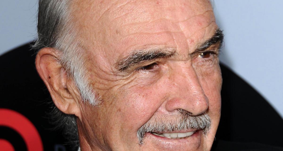 Dans le garage de James Bond : les bolides de Sir Sean Connery
