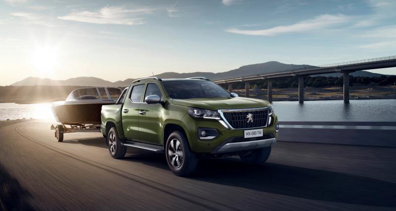 Peugeot Landtrek : lancement imminent du pick-up au lion en Amérique latine