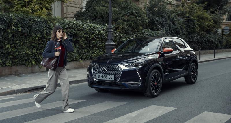 DS 3 Crossback Ines de la Fressange : ticket chic pour le SUV urbain