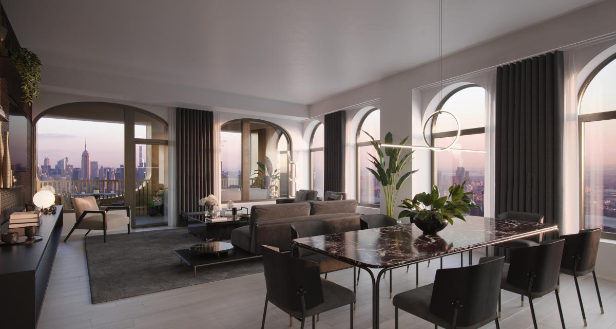 Soldes 2020 : une Aston Martin DBX offerte si vous achetez l'un de ses lofts new-yorkais