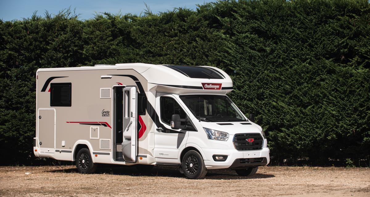 Challenger 328 : le camping-car déjà prêt pour le déconfinement