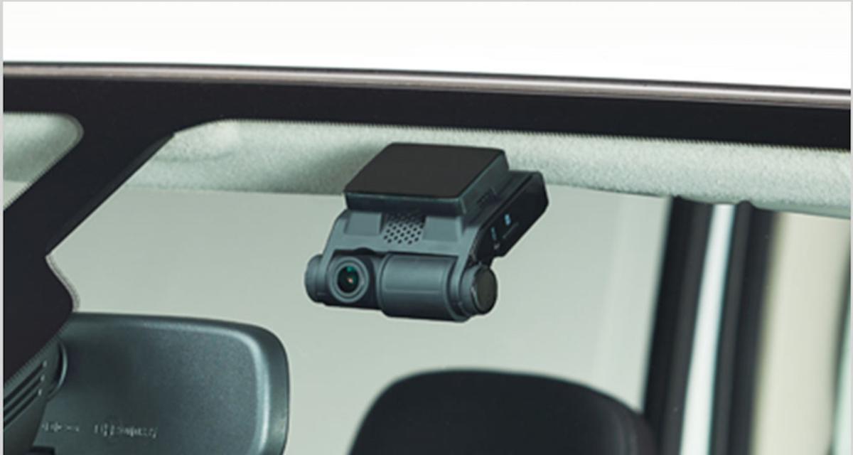 Pioneer VRC-DZ600 : une dashcam capable de filmer à 180 degrés