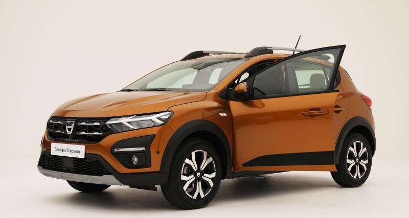 Dacia Sandero Stepway (2021) : les prix de la baroudeuse