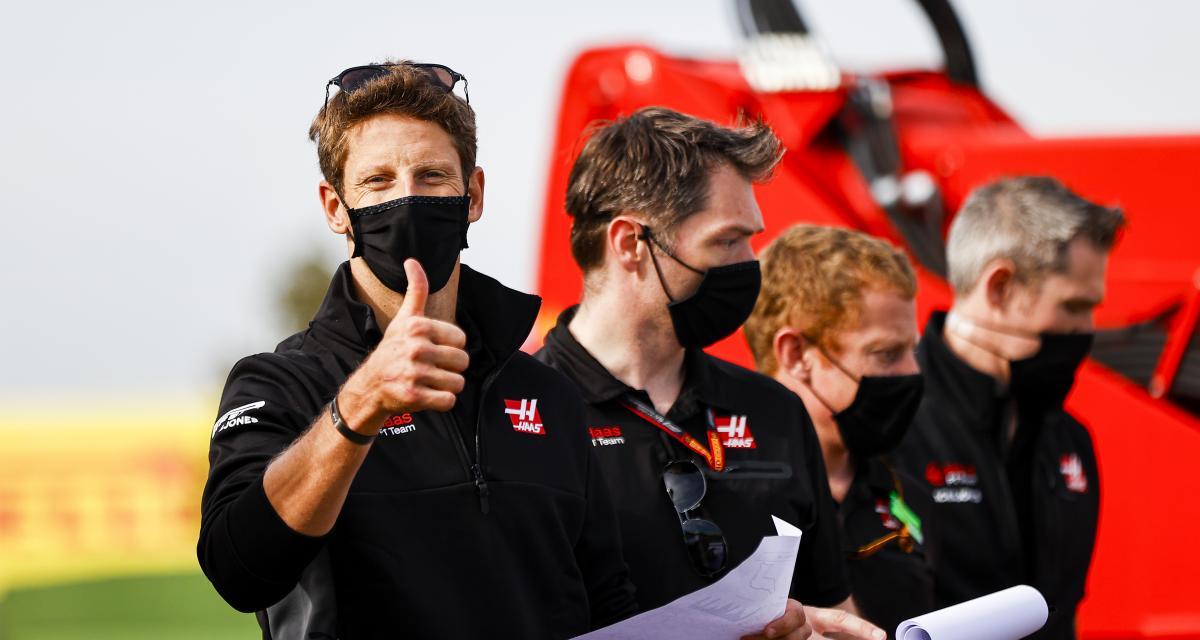 Formule 1 : Hamilton incertain sur son avenir, Romain Grosjean saute sur l'occasion !