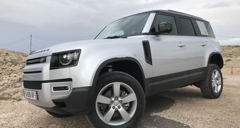 Essai Land Rover Defender 110 : le tout-terrain est-il devenu un vrai luxe ?