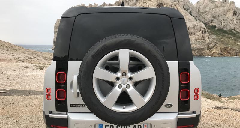 Le prix d'un vrai Range Rover ?