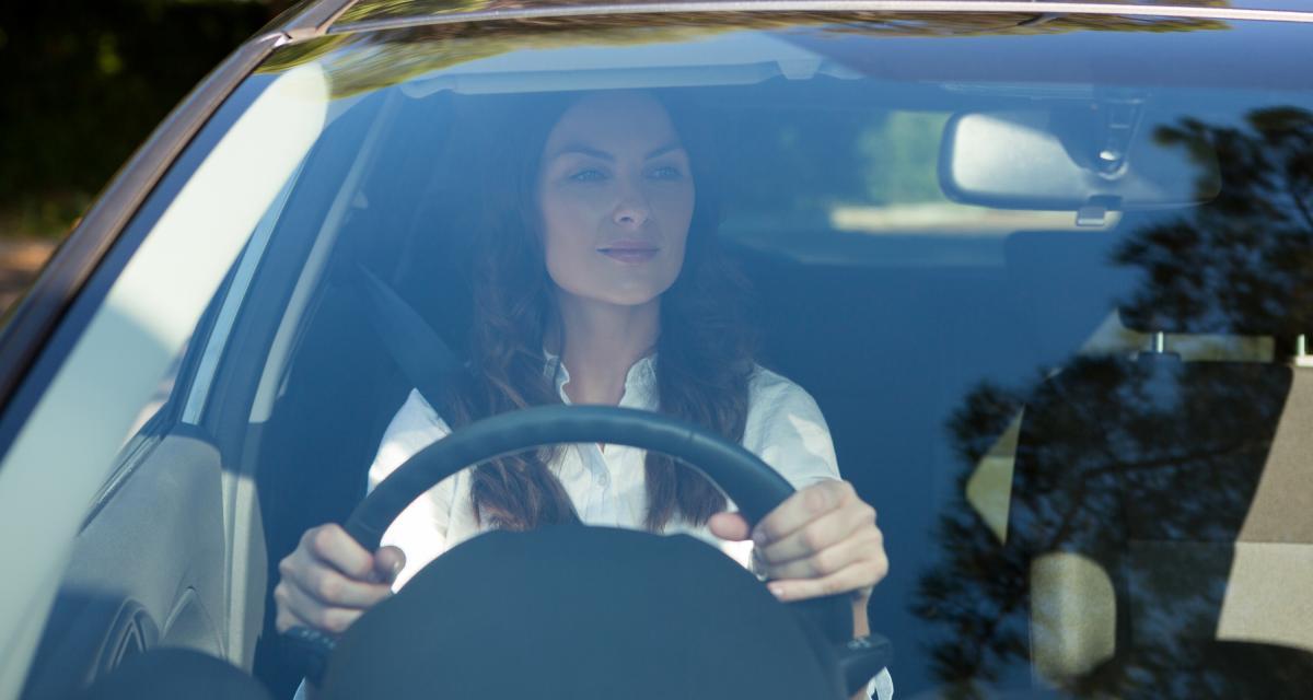 Infractions au volant : le grand chelem pour cette femme