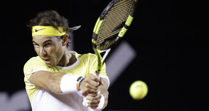 Dans le garage de Rafael Nadal : Ferrari, Aston Martin ou encore Mercedes pour le meilleur joueur espagnol de l'histoire