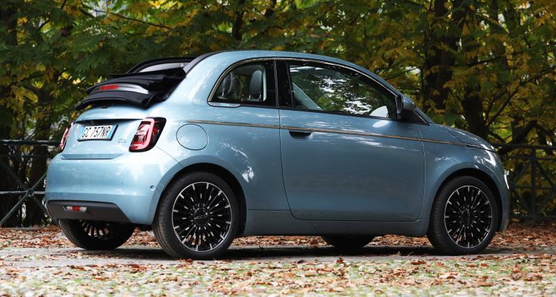 Fiat 500e : autonomie et verdict