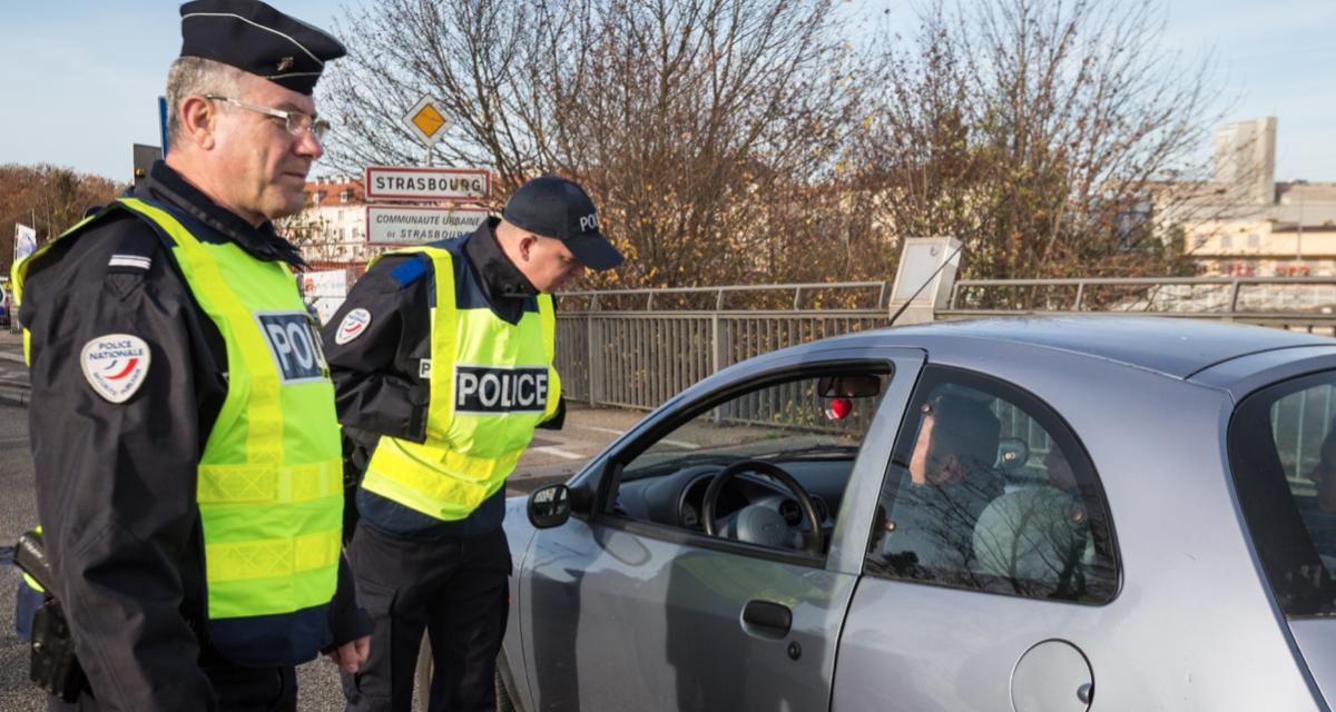 Au volant d'une voiture échangée contre un iPhone, un ado de 15 ans arrêté à Carcassonne
