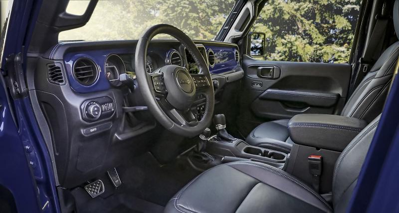 Moteur essence V6 Pentastar