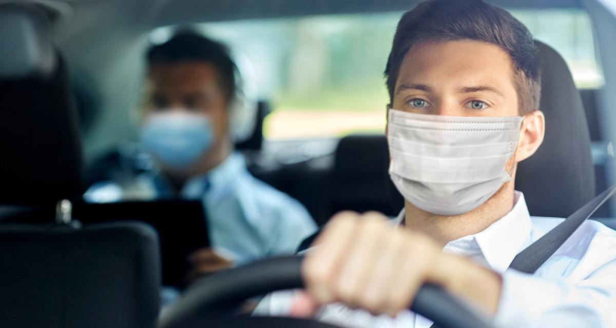 Confinement : attention au nombre de passagers en voiture !