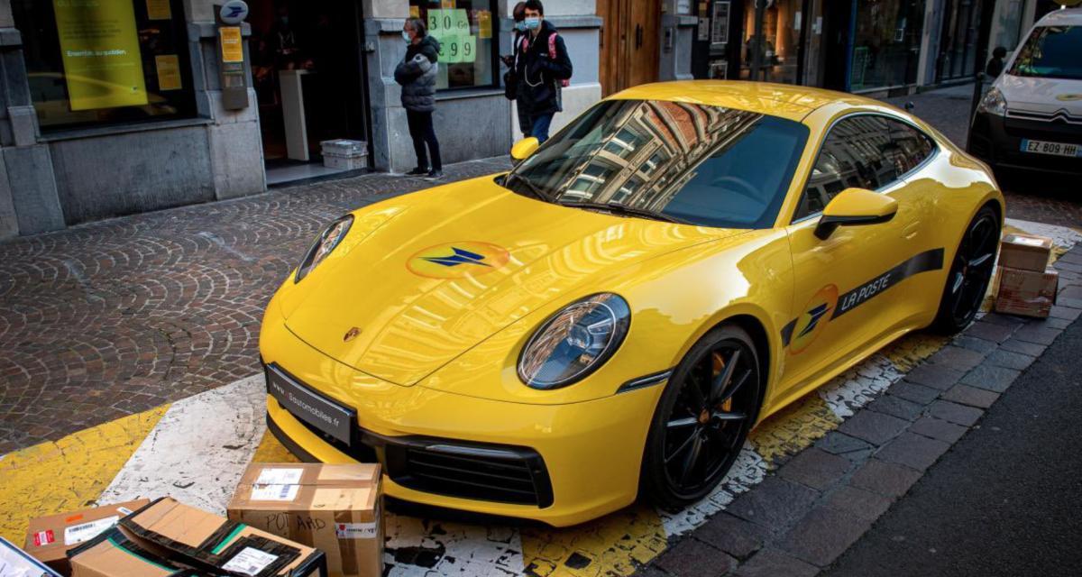 Les facteurs lillois font-ils vraiment leurs tournées au volant d'une Porsche ?