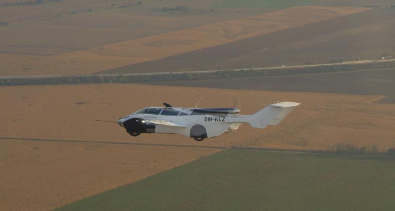 Un premier vol réussi