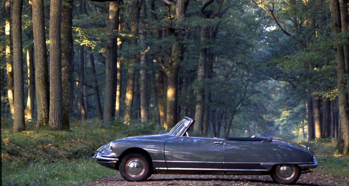 Citroën DS cabriolet, la dernière passion de Monsieur Henri Chapron