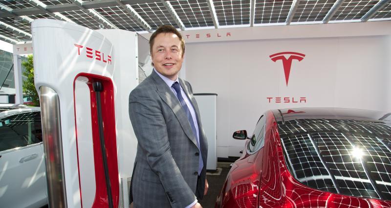 Dans le garage d'Elon Musk : McLaren F1, Lexus et autres bolides pour le patron de Tesla