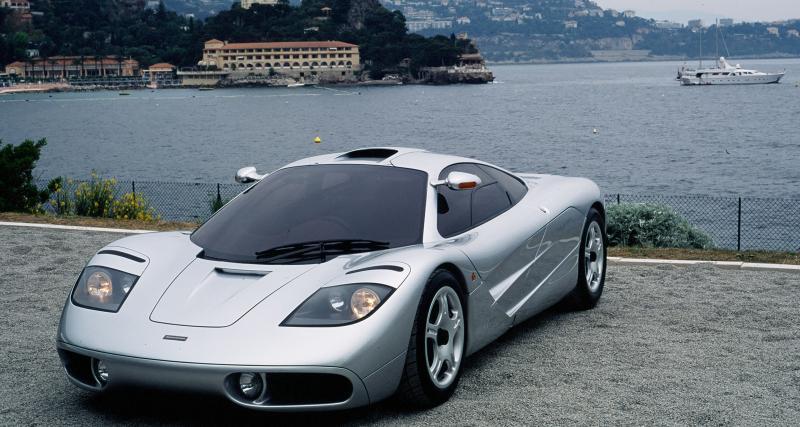 Une McLaren F1