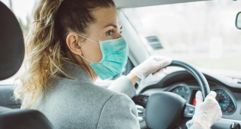 Confinement : puis-je accompagner un passager sans permis ?
