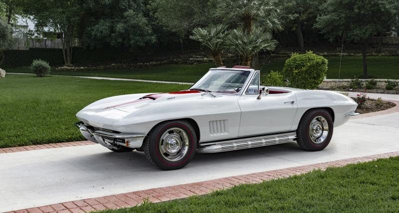 Quand Joe Biden parlait Corvette et faisait chauffer les pneus avec Jay Leno