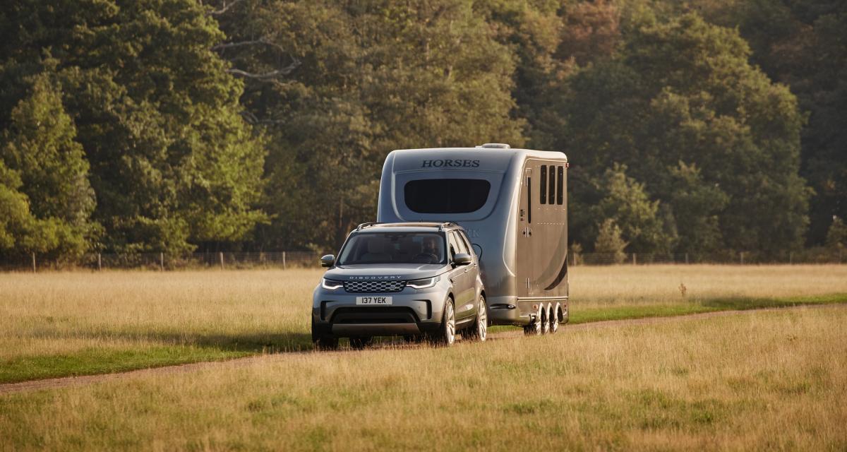 Land Rover Discovery (2021) : le tout-terrain familial se refait une beauté