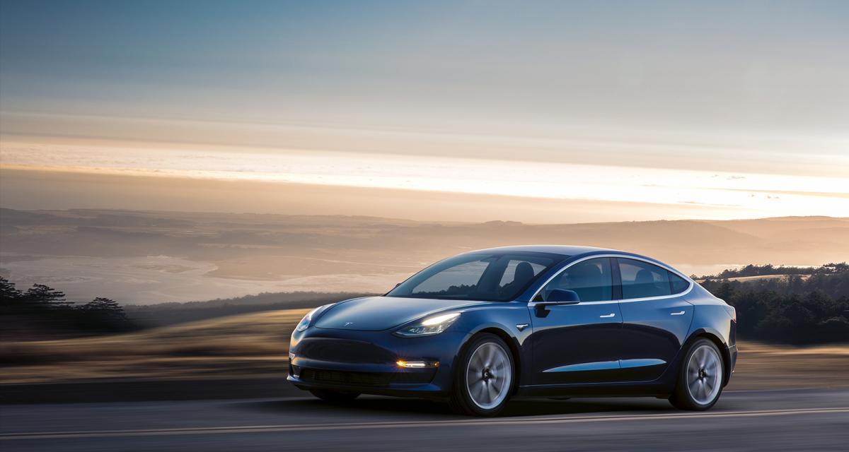La Tesla Model 3 rejoint la flotte des taxis new-yorkais, le futur du transport dans la Big Apple ?