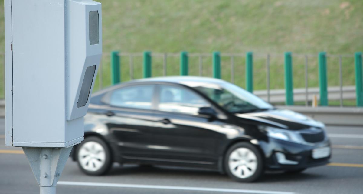 Confinement : flashé à 218 km/h sur une départementale, triste record