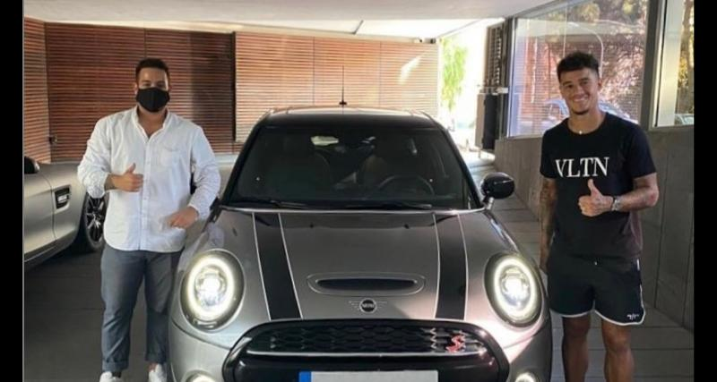 Mini Cooper, Range Rover Sport… quels sont les véhicules des nouvelles recrues du FC Barcelone ?