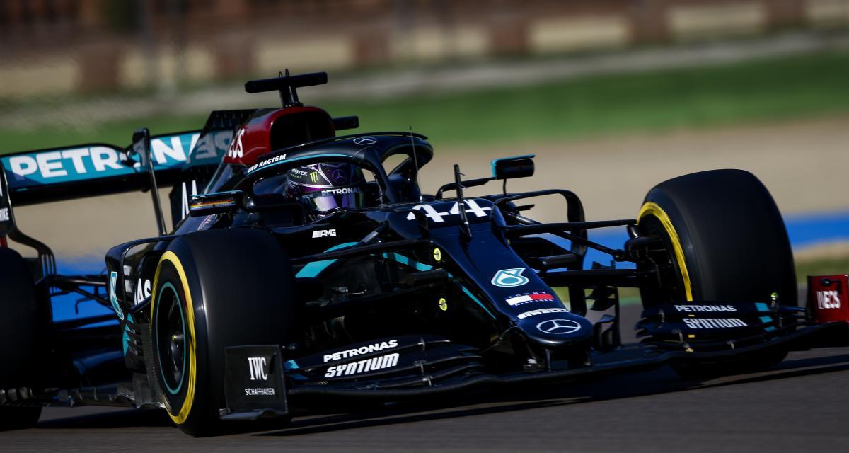 F1 - GP de Turquie : le programme TV du week-end