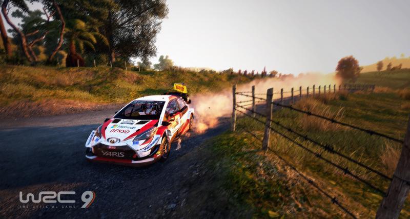 WRC 9 : le jeu fête son arrivée sur Xbox Series X et PS5 avec un trailer qui décoiffe ! (vidéo)